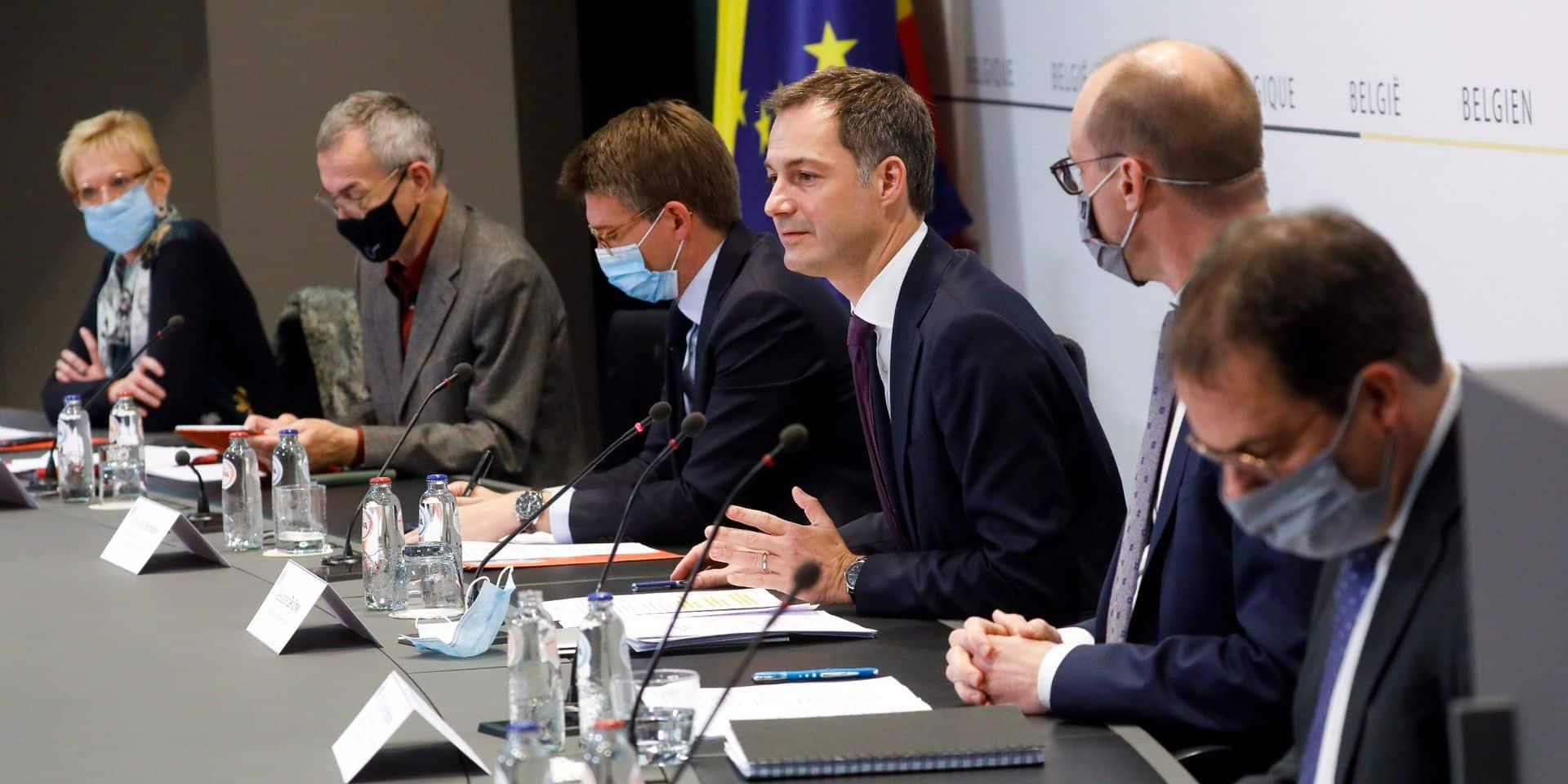 Coronavirus en Belgique : que faut-il attendre du Comité de concertation de ce vendredi?