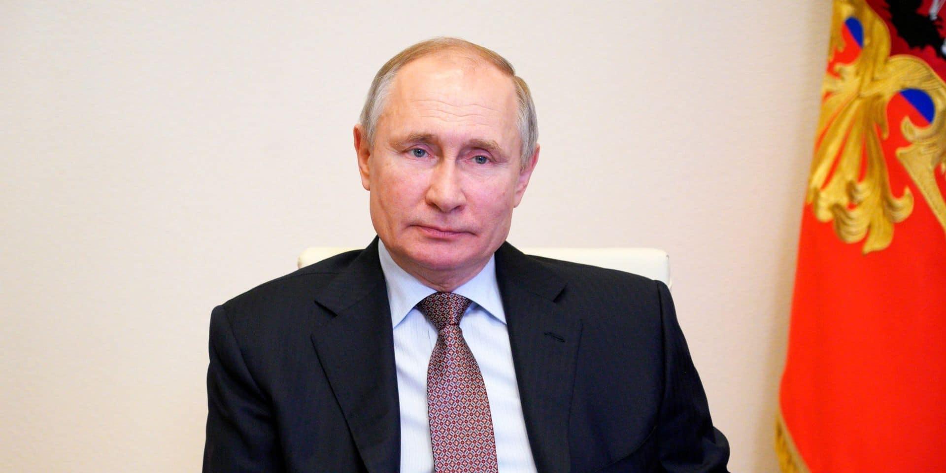 Vladimir Poutine s'autorise à rester au pouvoir jusqu'à ses 83 ans