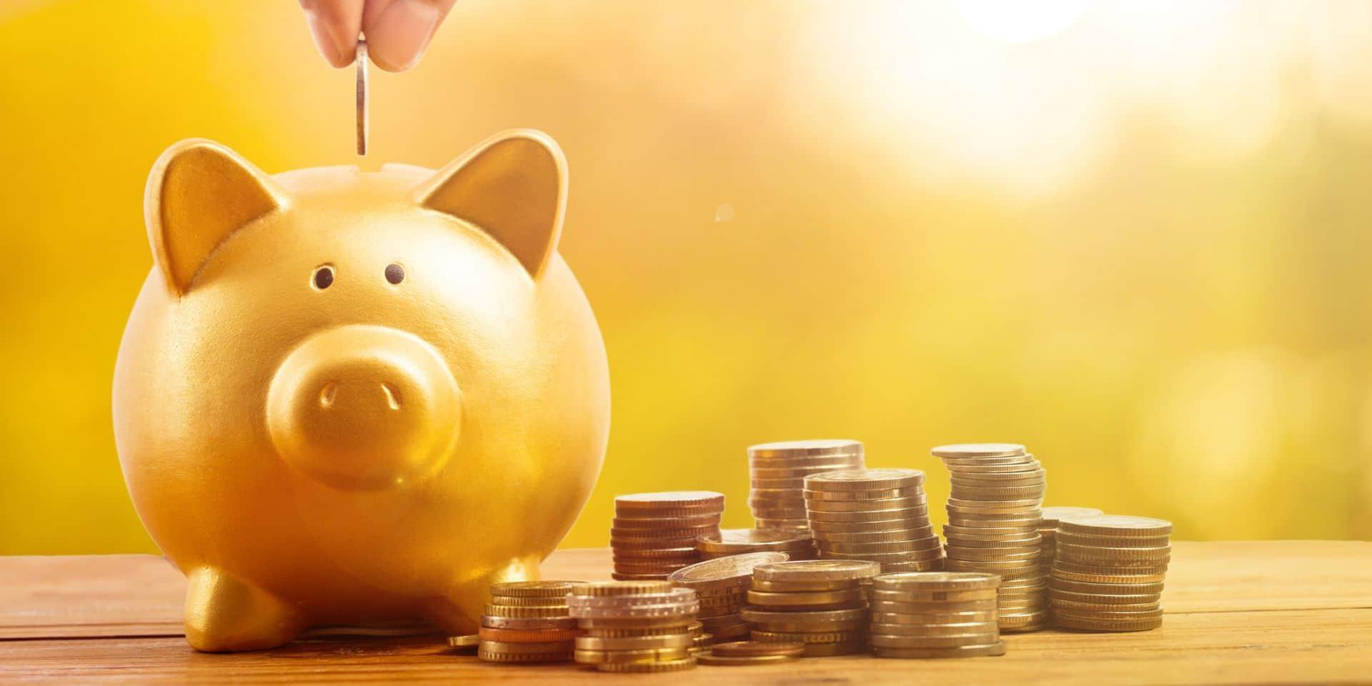 Les comptes épargne atteignent un nouveau record