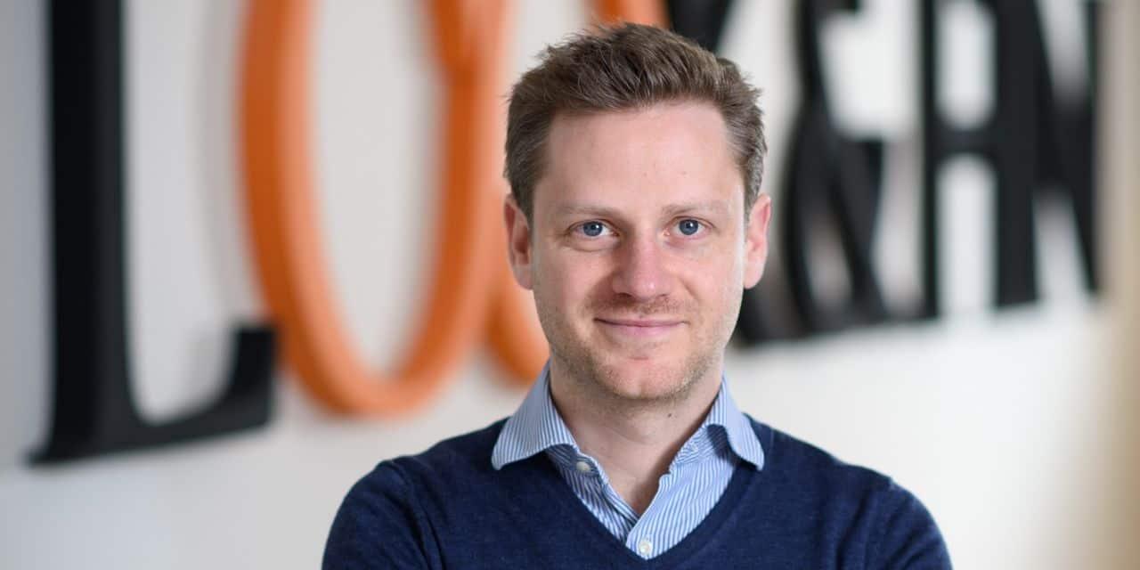Frédéric Lévy Morelle, fondateur et CEO de Look&Fin.