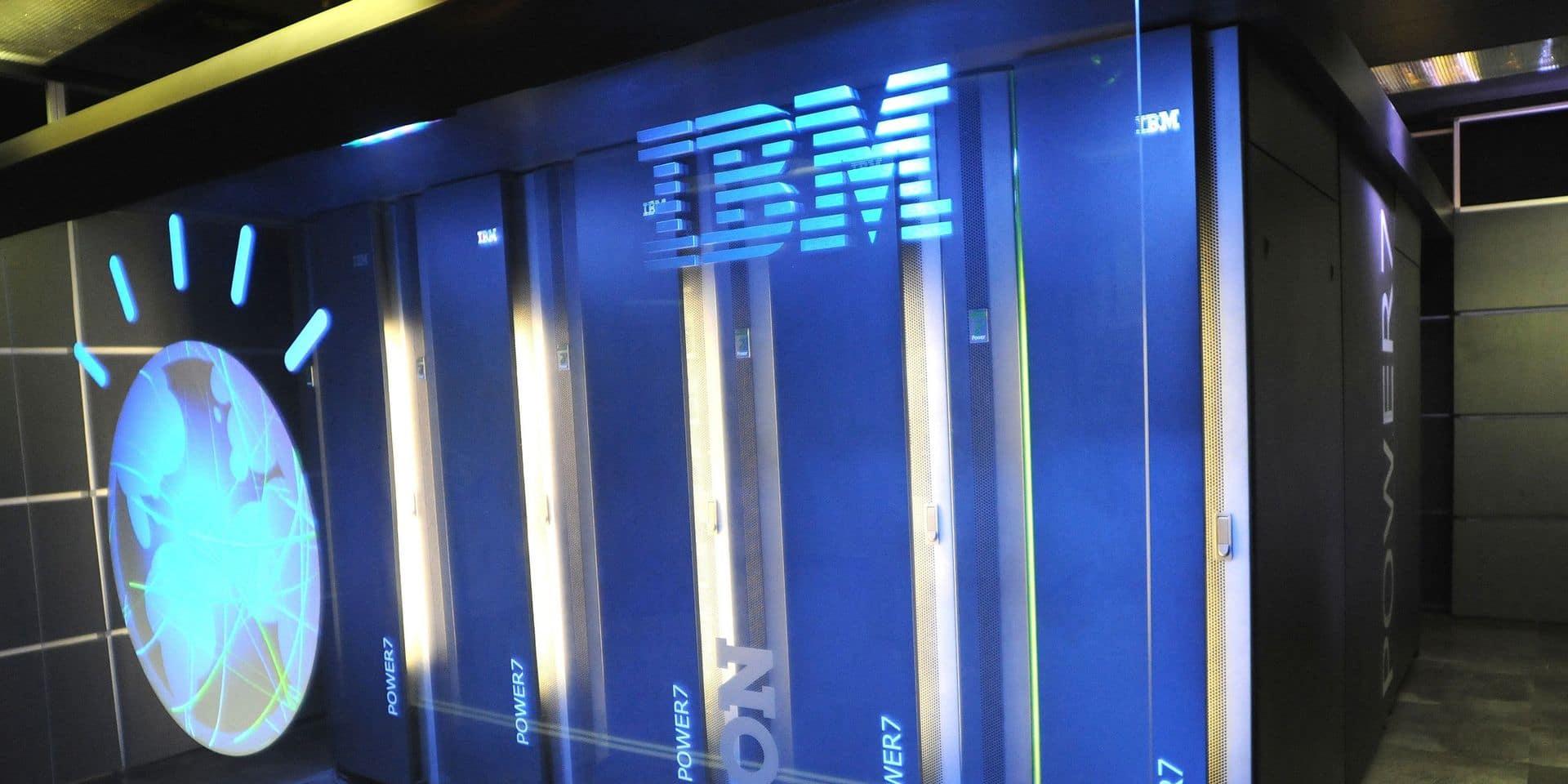 200 emplois menacés chez IBM, les syndicats regrettent le manque de dialogue avec la direction