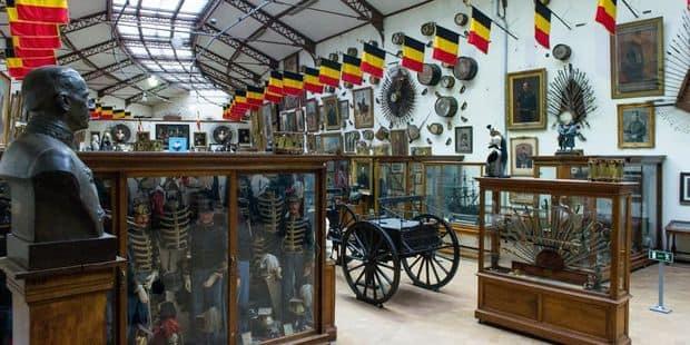 Pourquoi faut-il classer les salles historiques du Musée Royal de l'Armée?