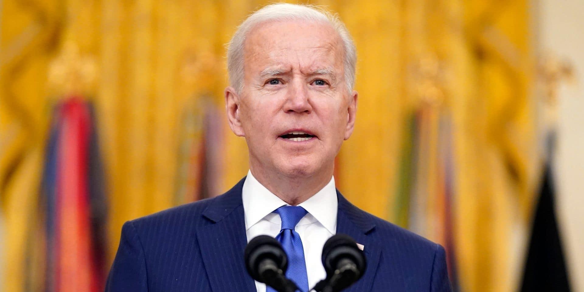Joe Biden accorde une protection temporaire aux Vénézuéliens présents aux Etats-Unis