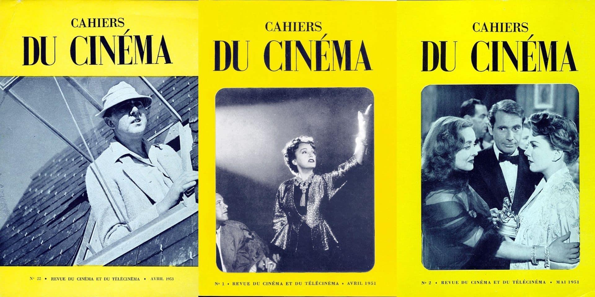 """Les """"Cahiers du cinéma"""": 70 ans et un reboot"""