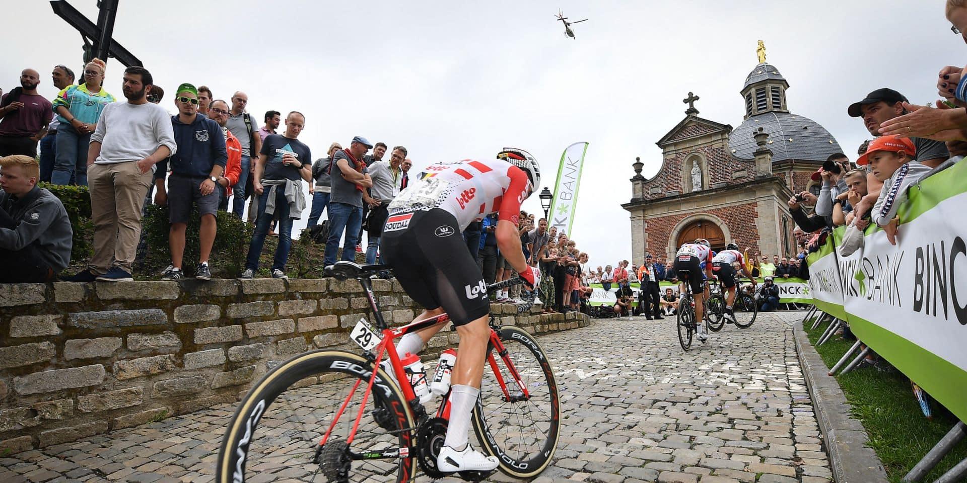 BinckBank Tour: les étapes néerlandaises annulées, la suite de l'épreuve compromise