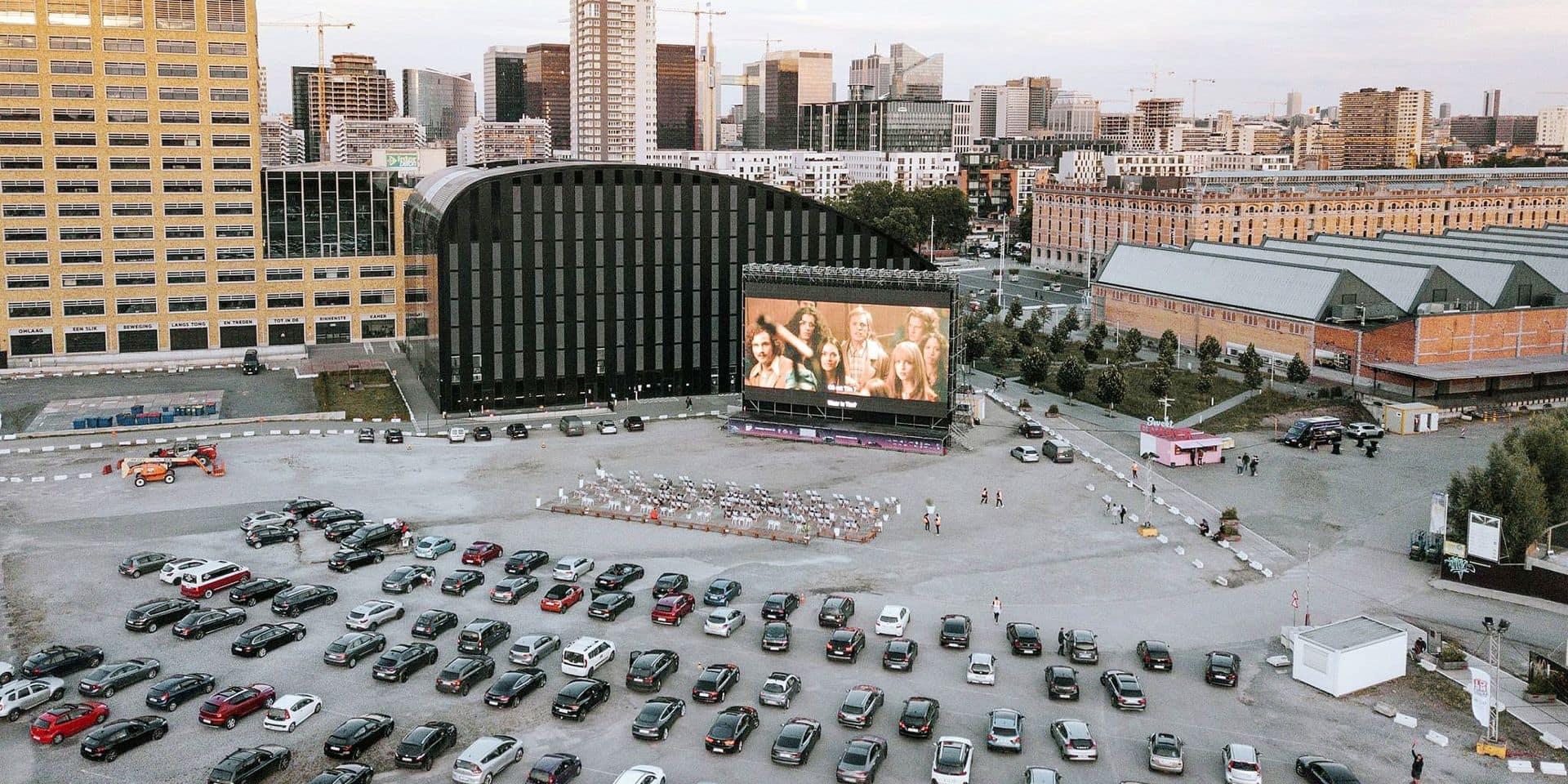 Cet été, le cinéma se regarde depuis les voitures