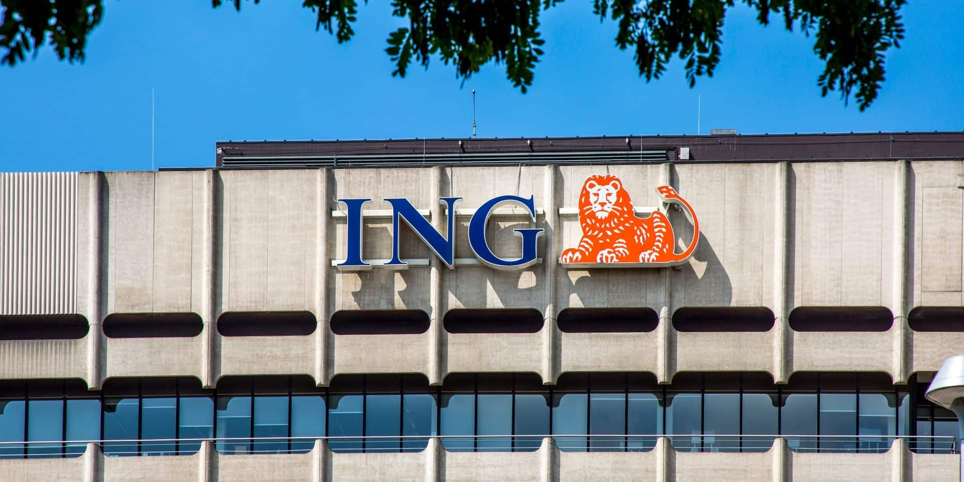 ING veut fermer 62 agences en 2021
