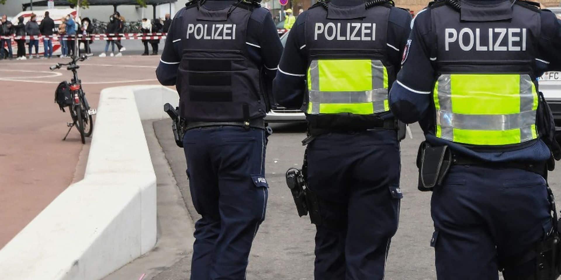 Allemagne: 93 policiers blessés après une manifestation pro-palestinienne à Berlin