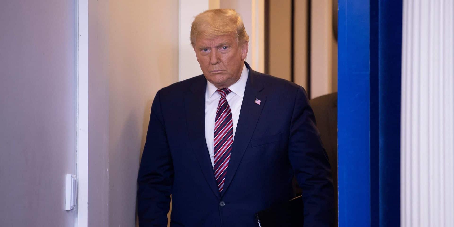 En entamant une guerre juridique, Donald Trump cherche à miner la confiance envers la démocratie américaine
