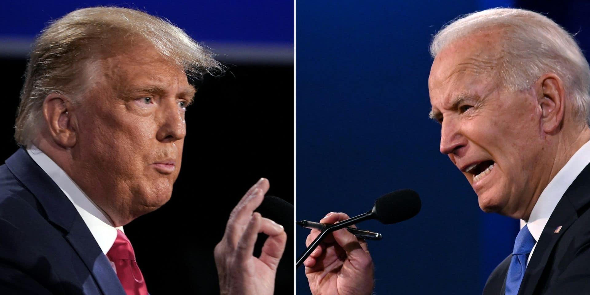 """Dix anciens chefs du Pentagone mettent en garde sur les suites de l'élection présidentielle: """"Cela nous conduirait dans un territoire dangereux"""""""