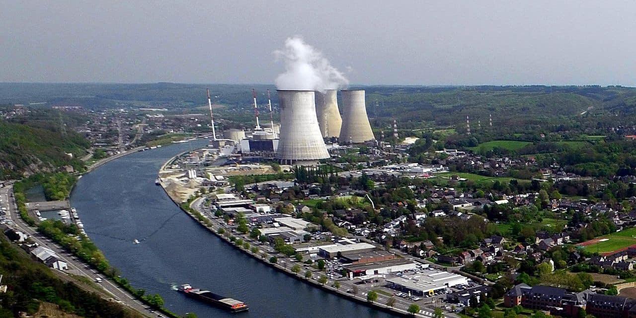 Le réacteur Tihange 2 à nouveau à l'arrêt ce vendredi
