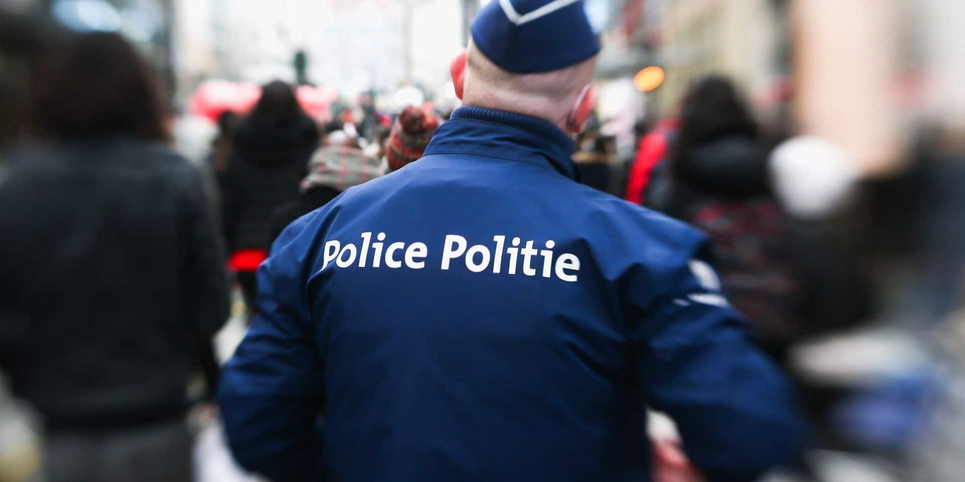 La violence à l'encontre des agents à un niveau record en 2020, selon la police