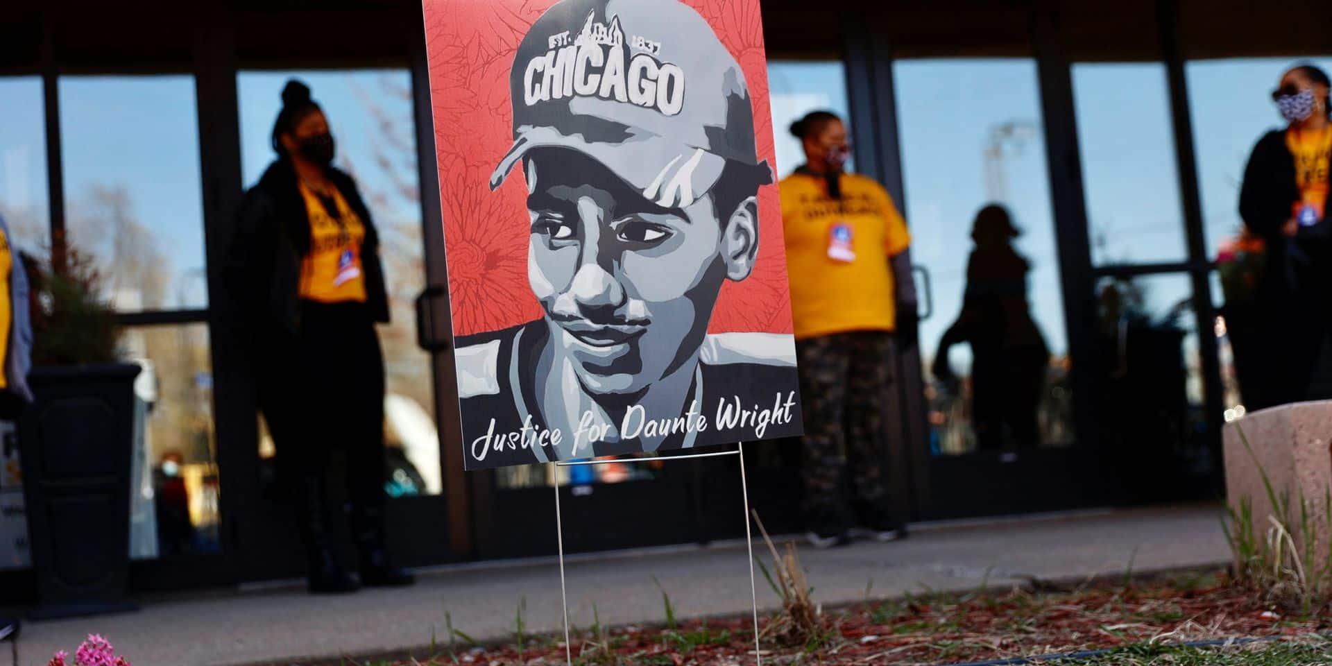 Aux funérailles de Daunte Wright, Minneapolis pleure une nouvelle victime de la police