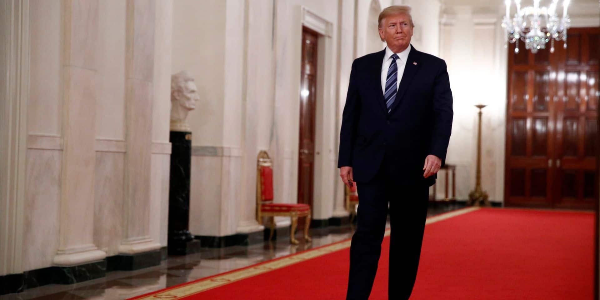 Destitution: un livre révèle que le vice-président aurait œuvré dans l'ombre pour faire tomber Trump