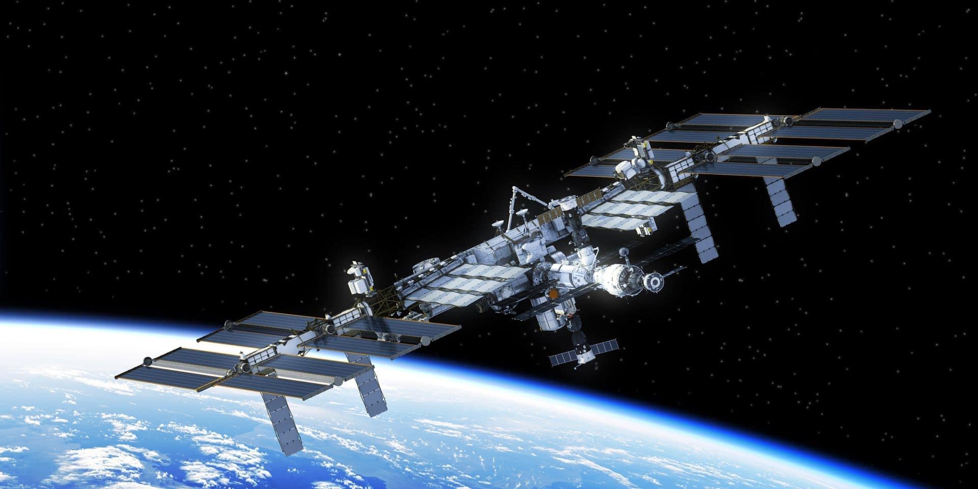 """La Russie va construire sa propre station spatiale : """"L'objectif est qu'il soit prêt à être lancé en orbite en 2025"""""""