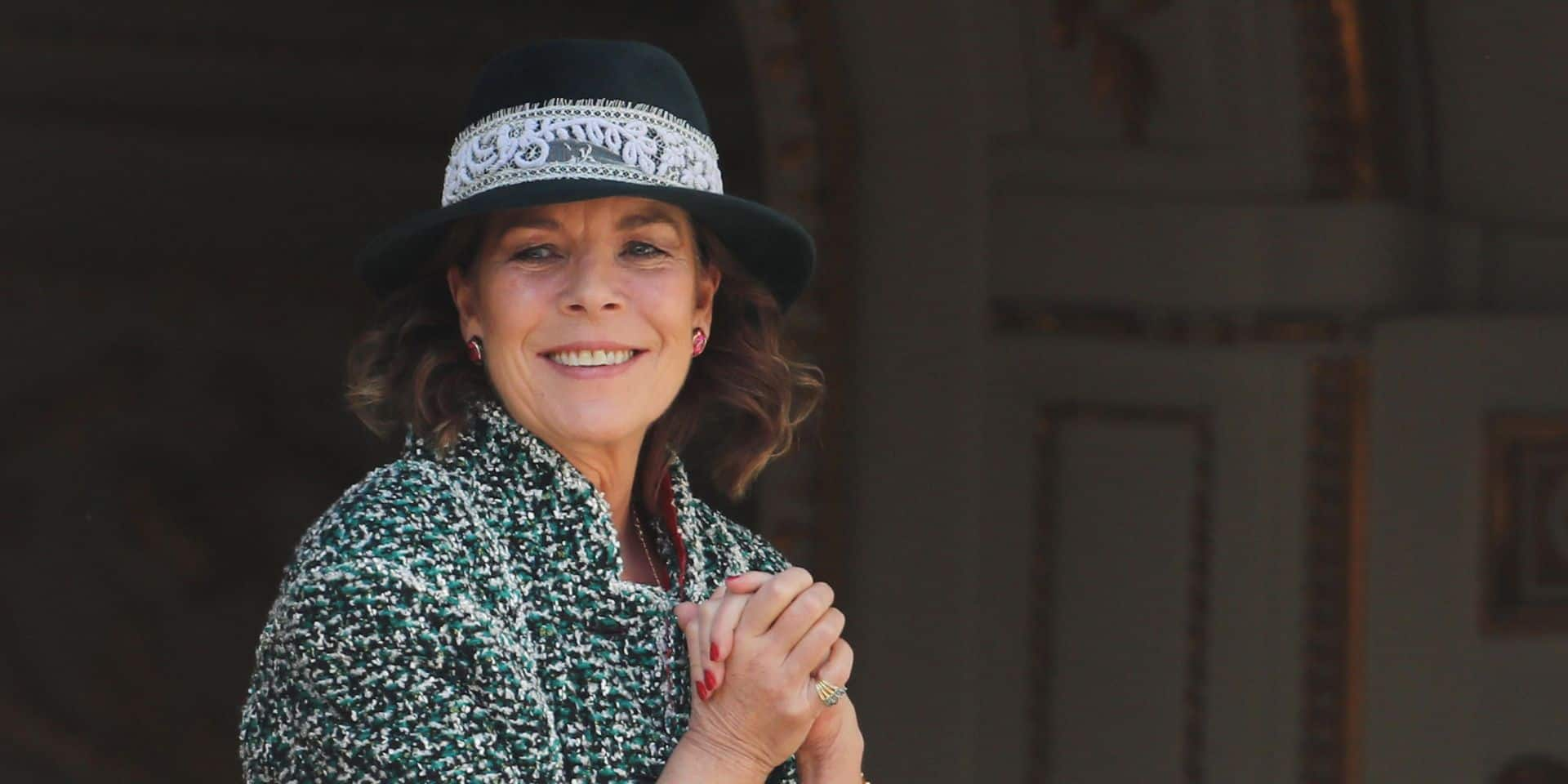 Caroline de Monaco : sa transformation capillaire séduit