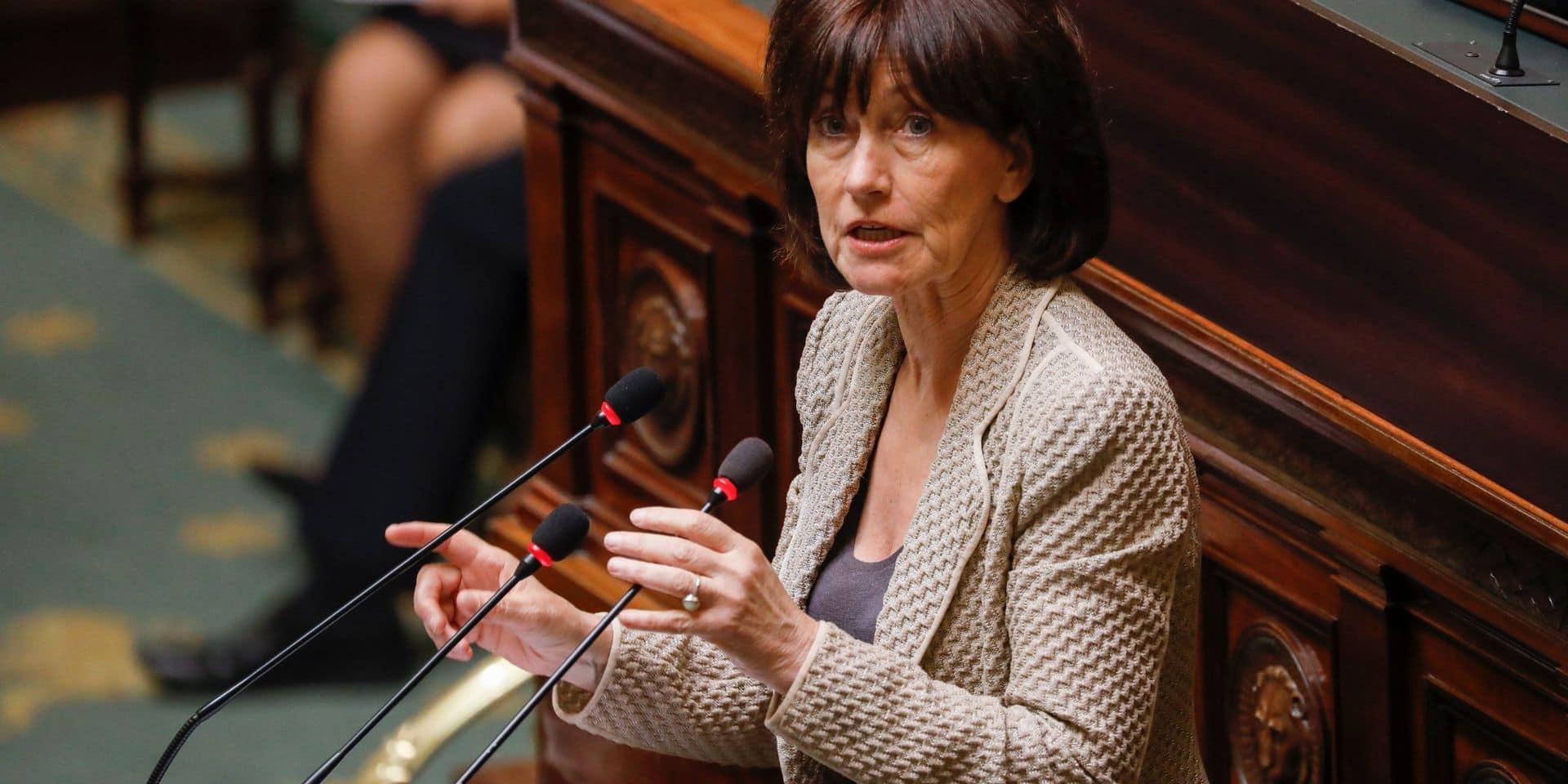 """Laurette Onkelinx sera négociatrice au fédéral: """"Avec la N-VA, je n'y crois pas"""""""