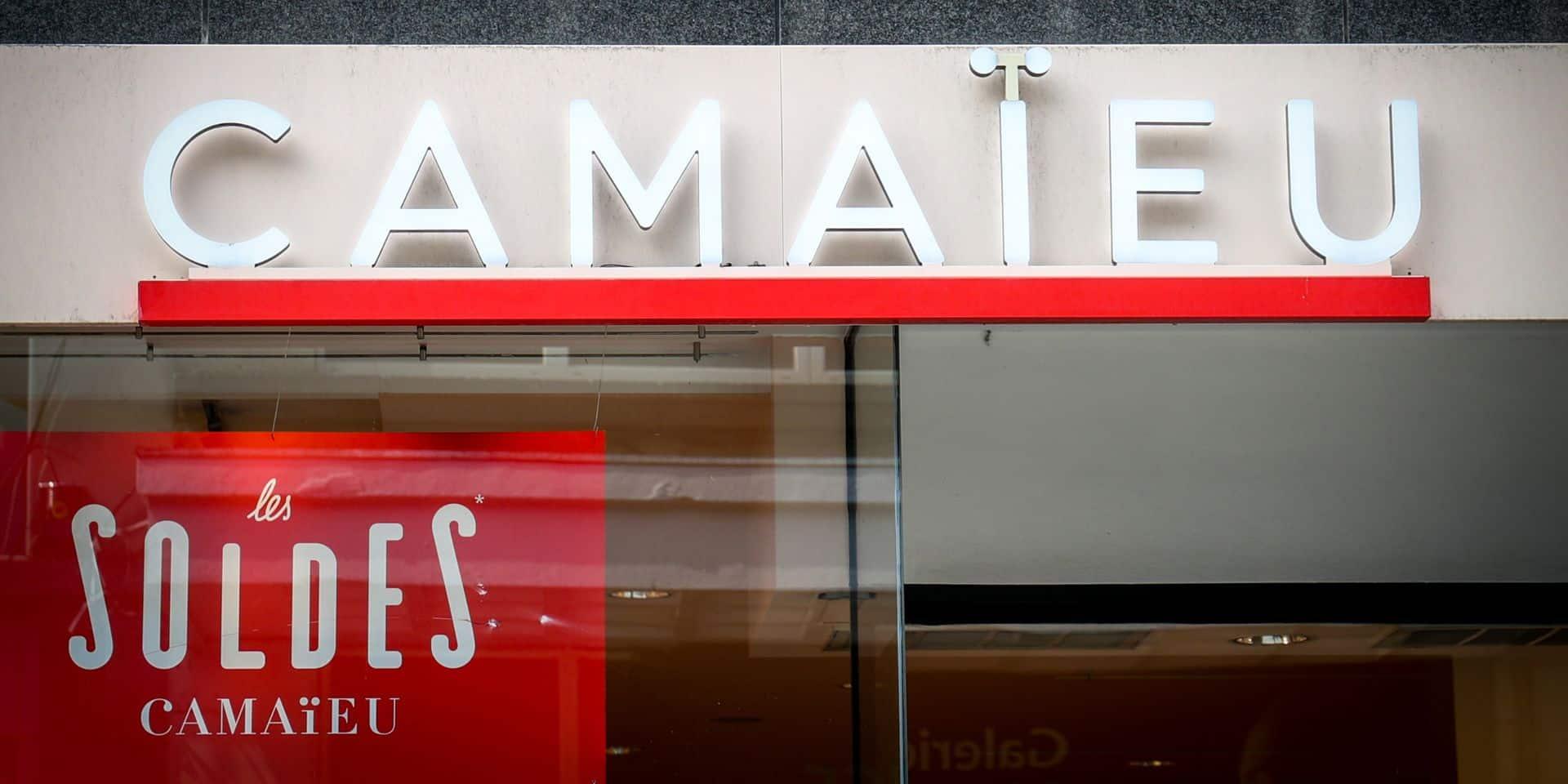 Faillite de Camaïeu: le mandataire de justice a pris contact avec 48 enseignes pour tenter une reprise