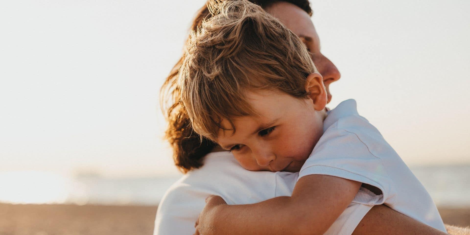 """""""Il faut pouvoir expliquer à un enfant de trois ans pourquoi il ne peut pas faire de câlin à sa maman quand elle rentre de l'hôpital"""""""