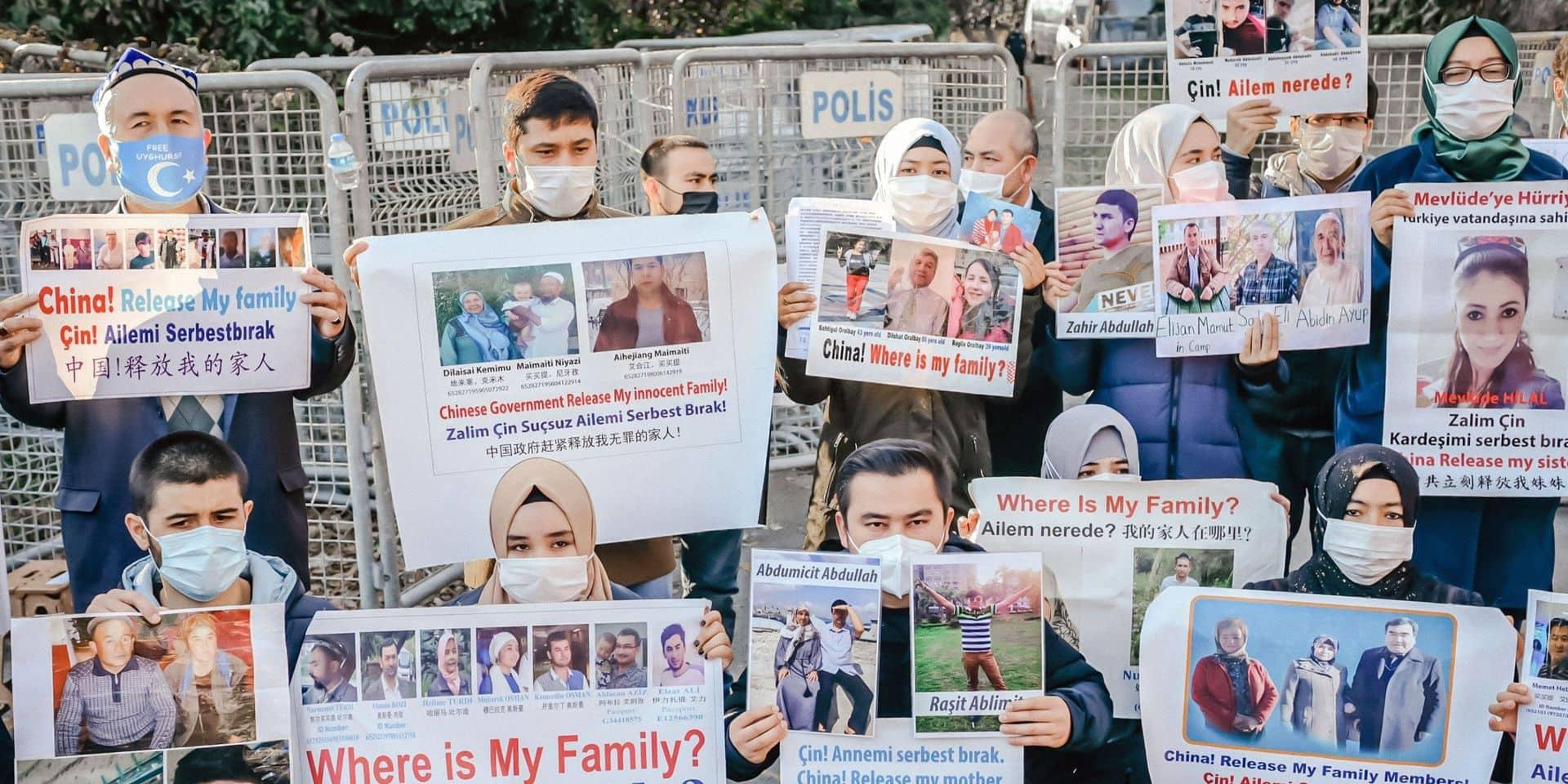 Les Ouïghours exilés en Turquie vivent dans la peur d'être renvoyés en Chine