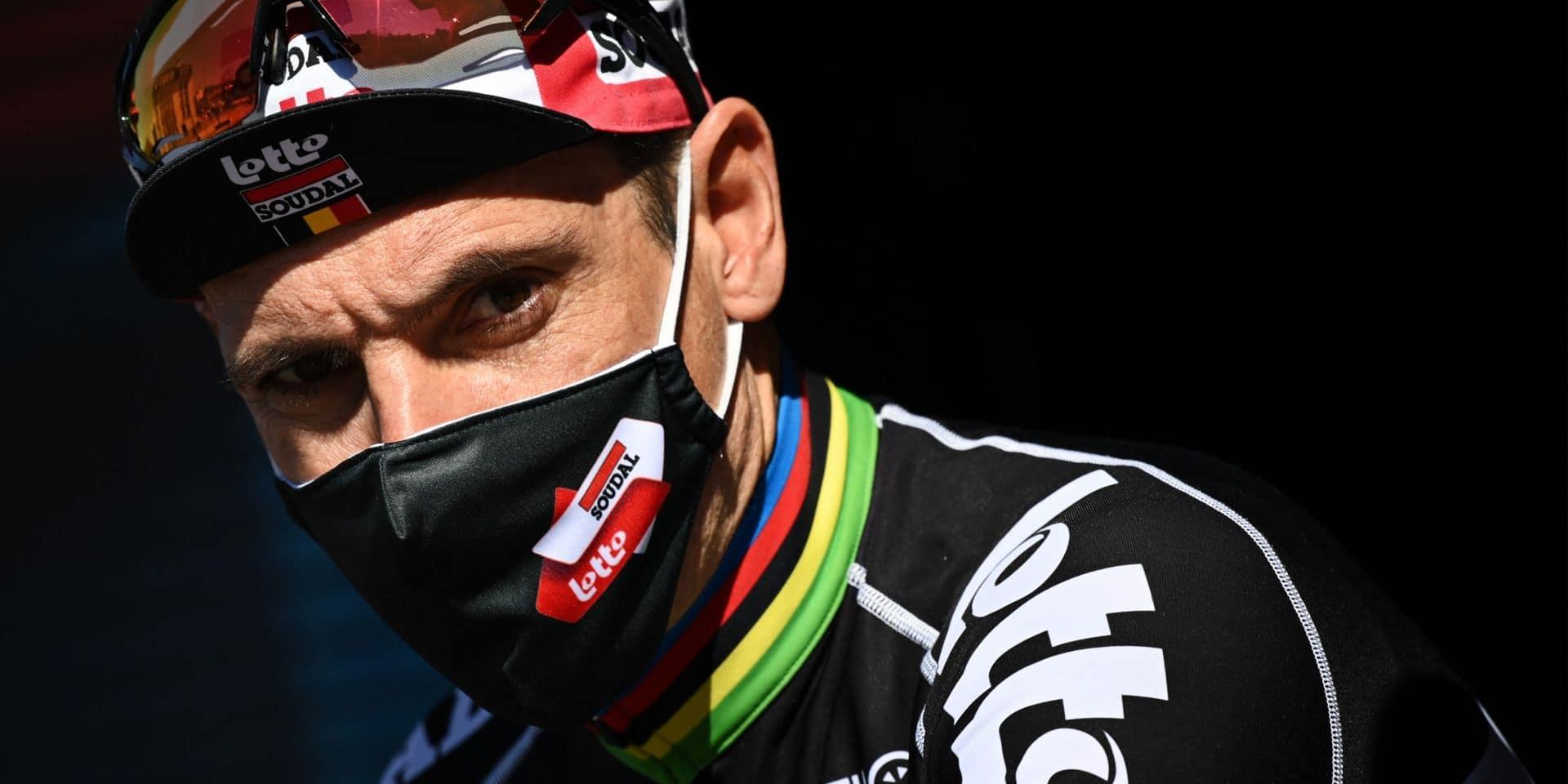 Philippe Gilbert fera son retour à la Flèche Wallonne et Liège-Bastogne-Liège !