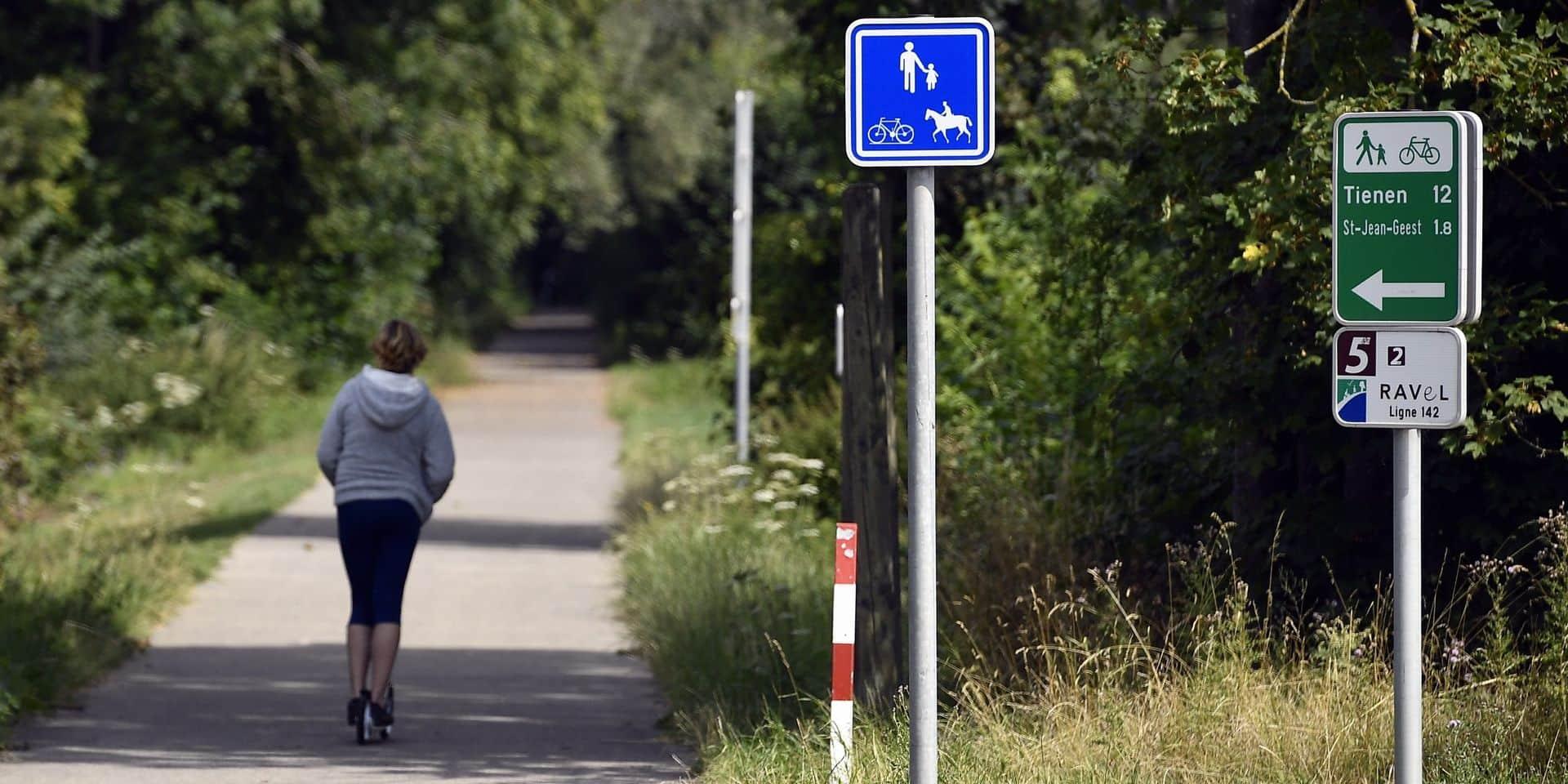 Plus de Ravel, plus de bus mais pas plus d'autoroutes: comment le visage de la mobilité en Wallonie devrait changer en 5 ans