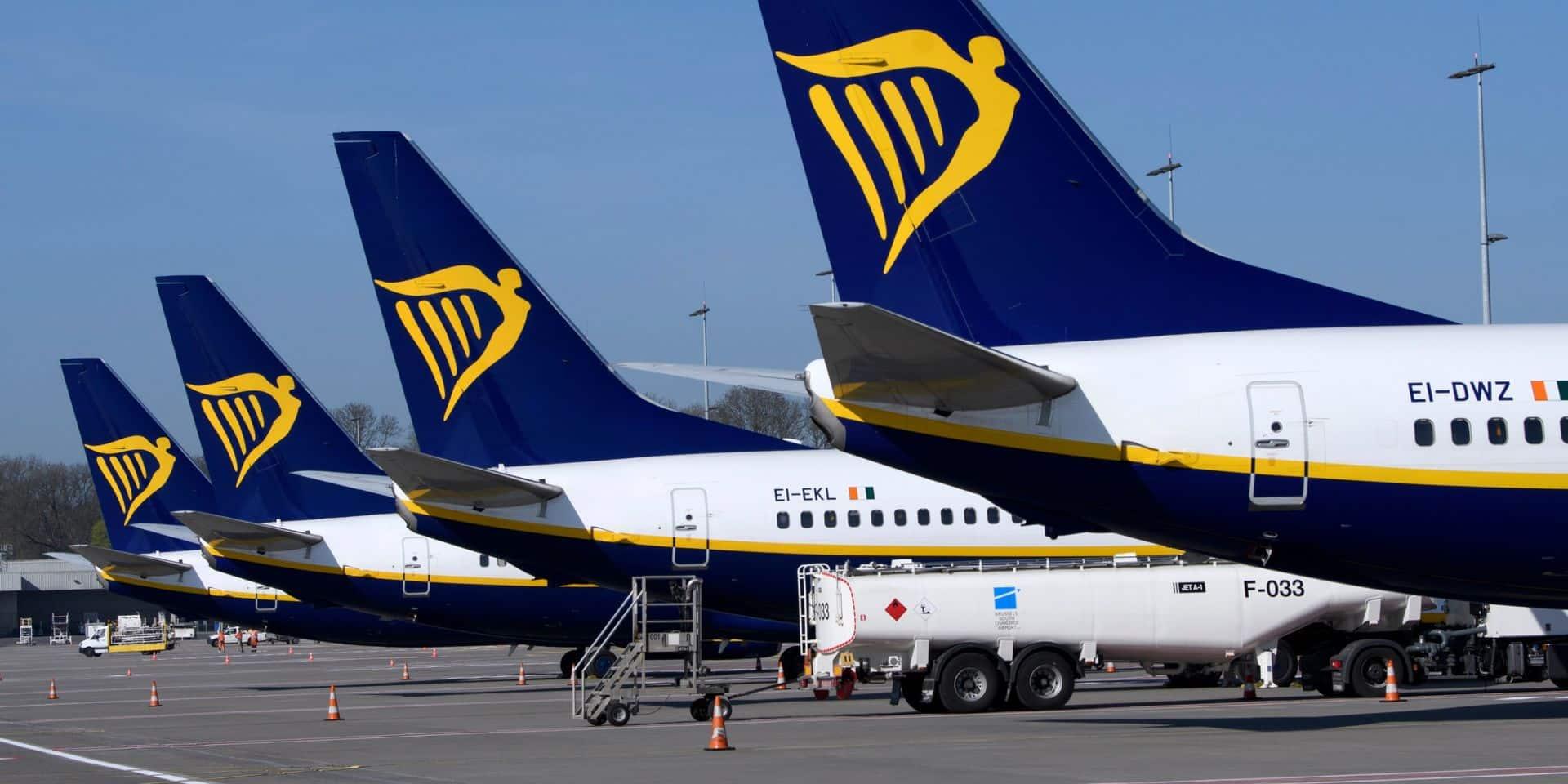 Ryanair a transporté 100 millions de voyageurs de moins en 2020
