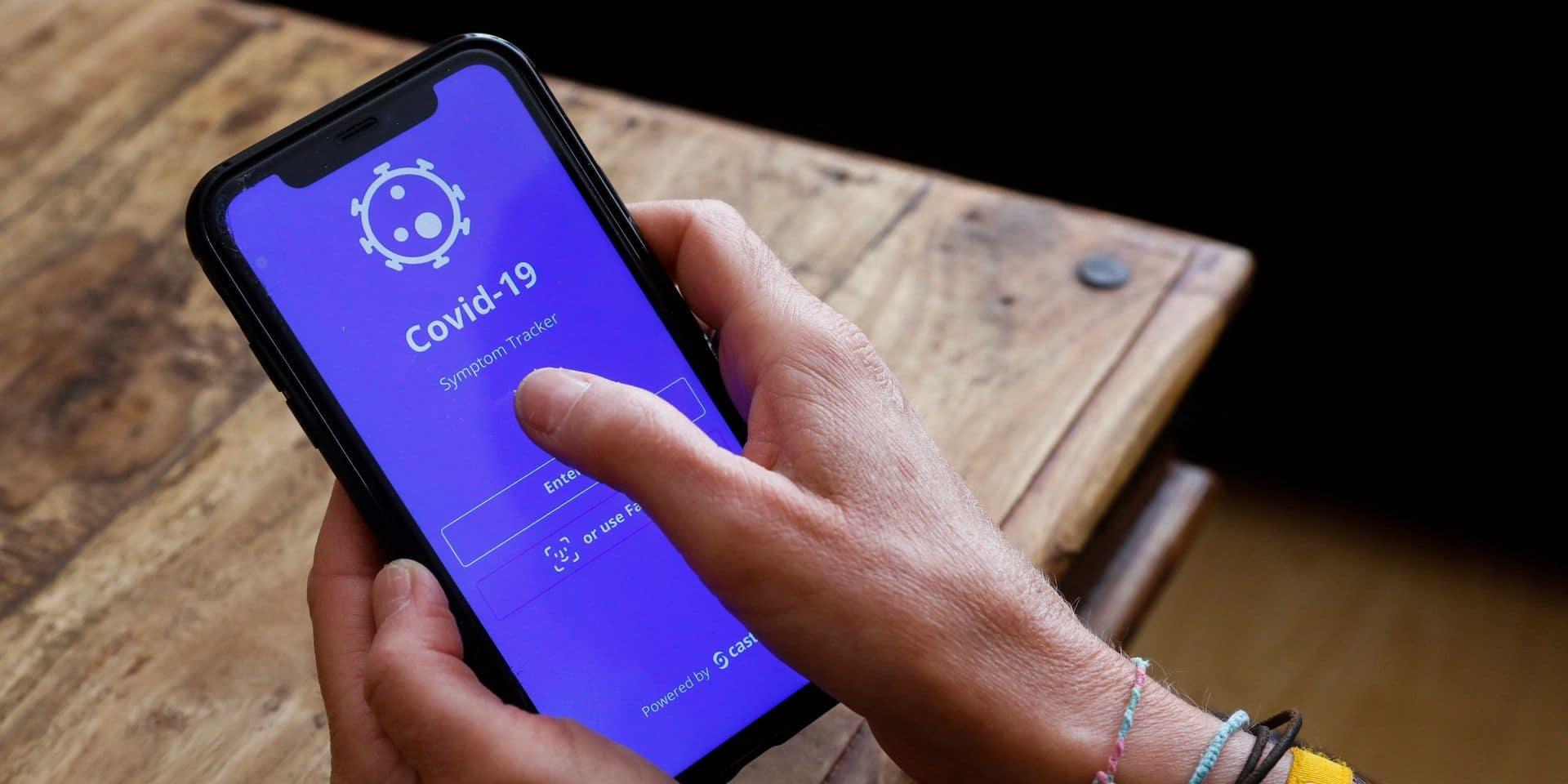 """L'application de traçage belge """"Coronalert"""" sera disponible à partir du 20 septembre"""