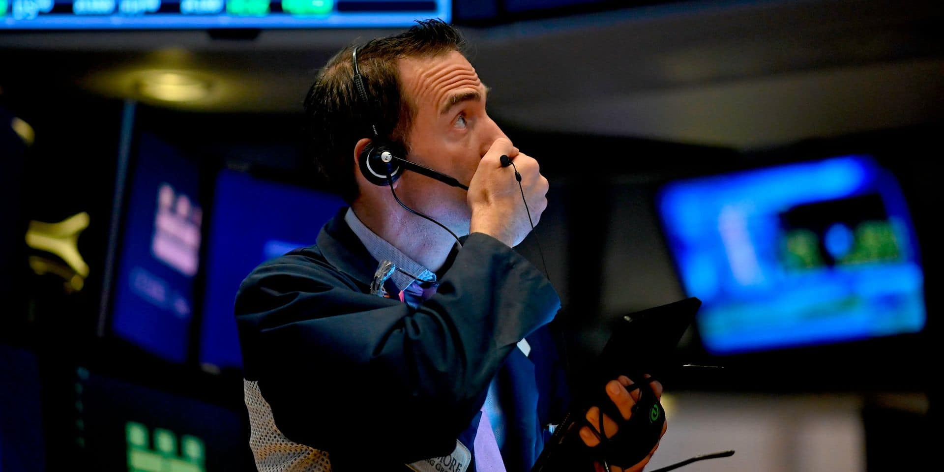 A Wall Street, le Dow Jones passe dans le rouge