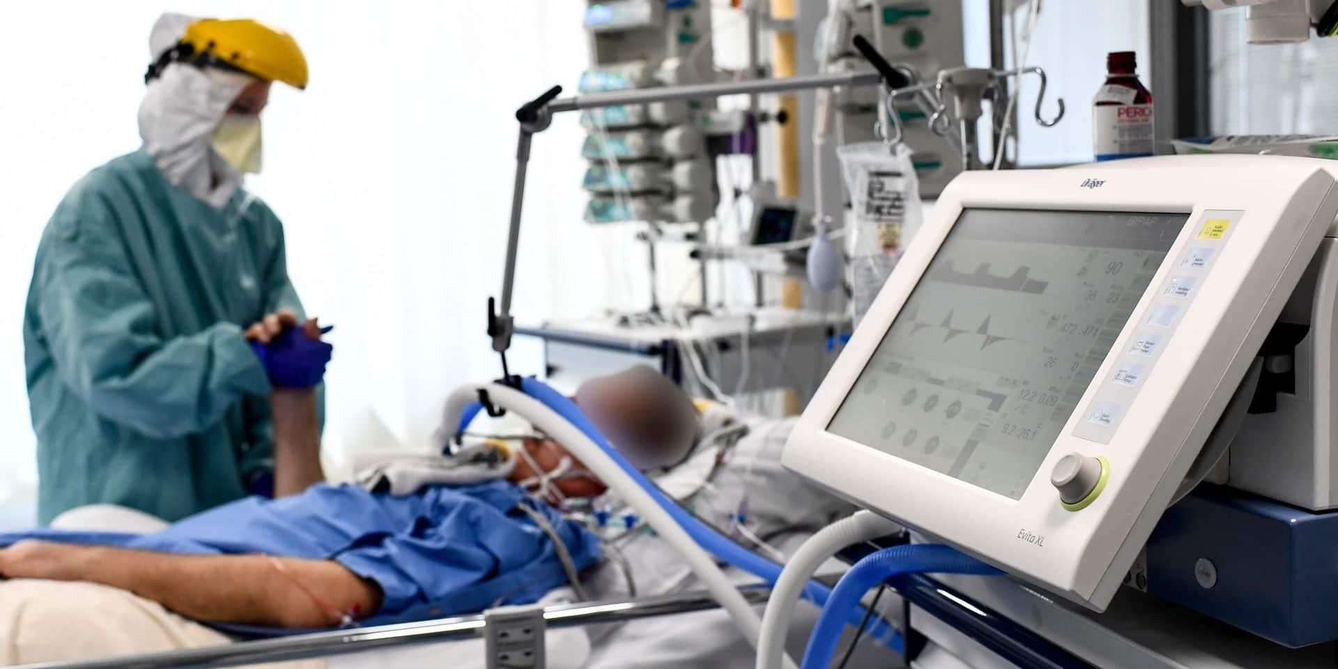 Coronavirus en Belgique: l'accélération se poursuit avec une augmentation des cas de près de 30%