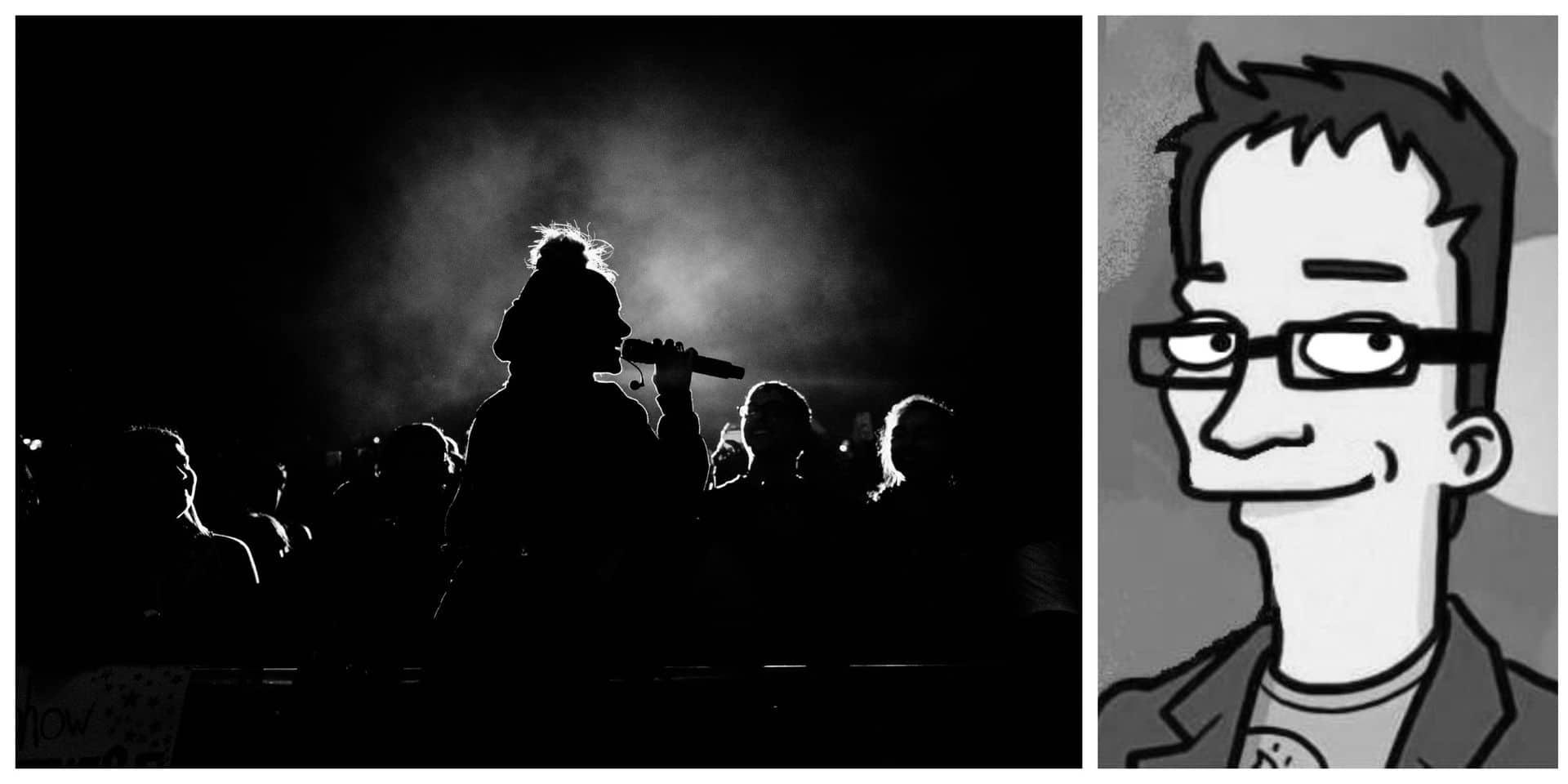 La culture au temps du Corona : Un cadavre exquis de French Pop par Alain Lorfèvre