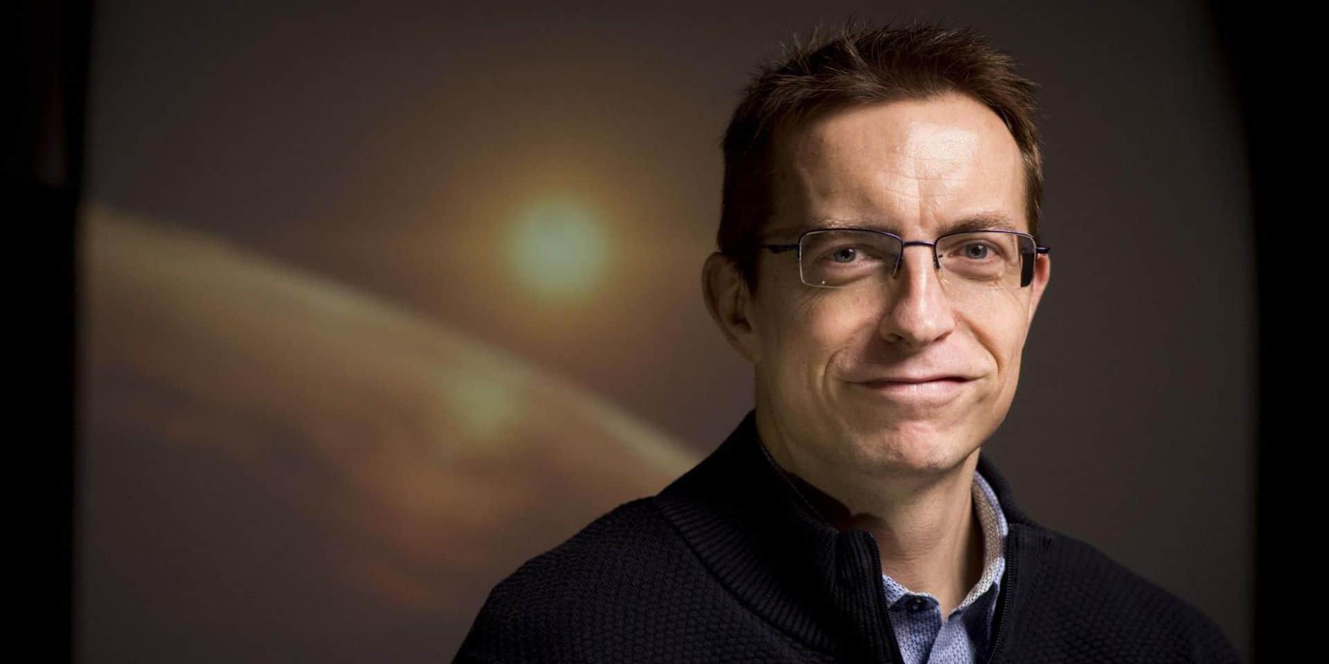 """Michaël Gillon, dit """"le chasseur d'exoplanètes"""", va recevoir le """"prix Nobel belge"""""""