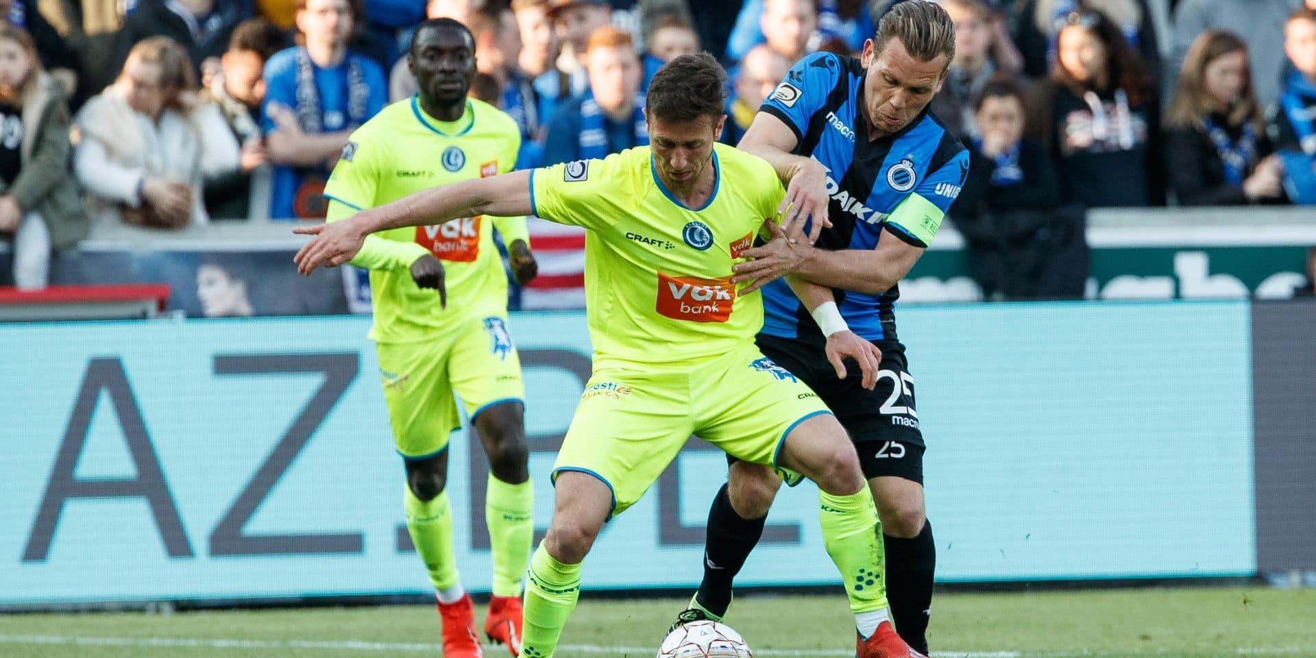 Bruges surclasse La Gantoise dans le derby des Flandres (4-0)