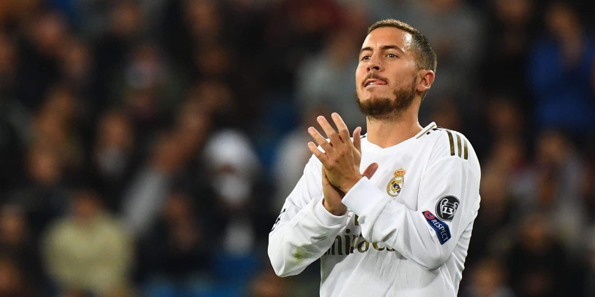 Eden Hazard vers une nouvelle opération et un forfait pour l'Euro ?