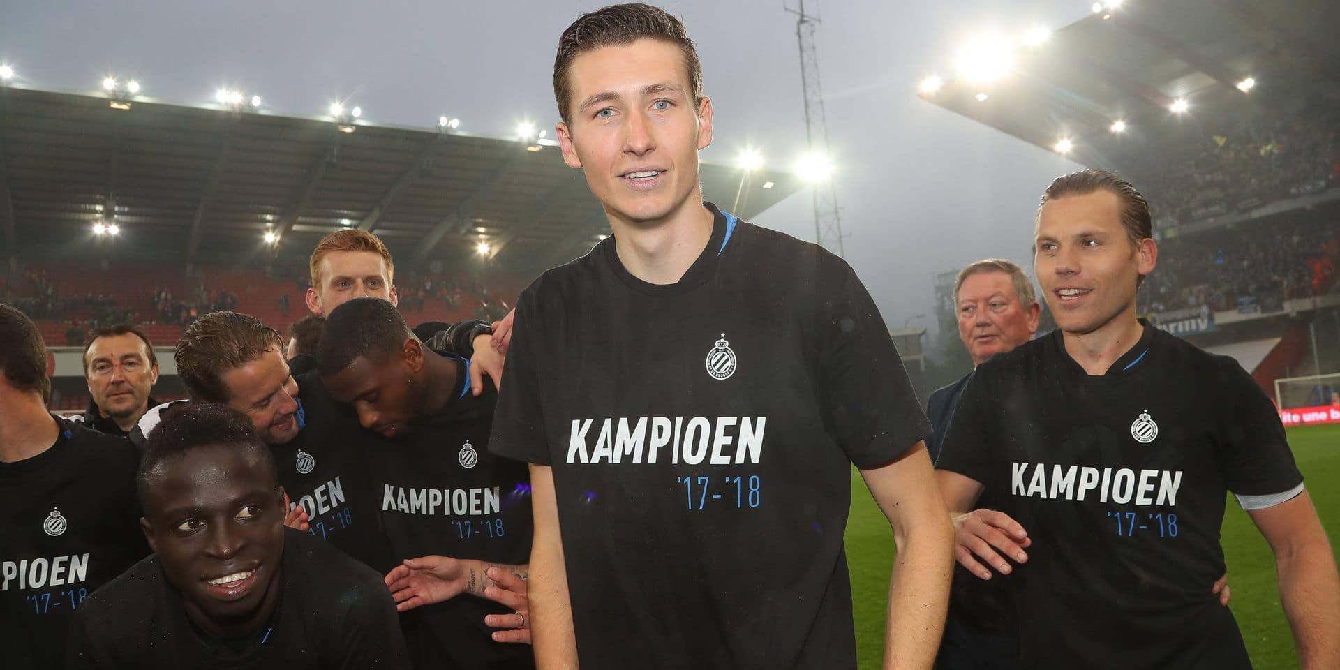 Gala du Footballeur Pro: Hans Vanaken élu joueur de l'année (VIDÉOS)