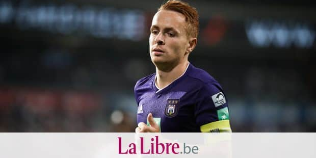Anderlecht's Adrien Trebel pictured during the Jupiler Pro League match between RSC Anderlecht and Royal Excel Mouscron, in Anderlecht, Friday 17 August 2018, on the fourth day of the Jupiler Pro League, the Belgian soccer championship season 2018-2019. BELGA PHOTO VIRGINIE LEFOUR