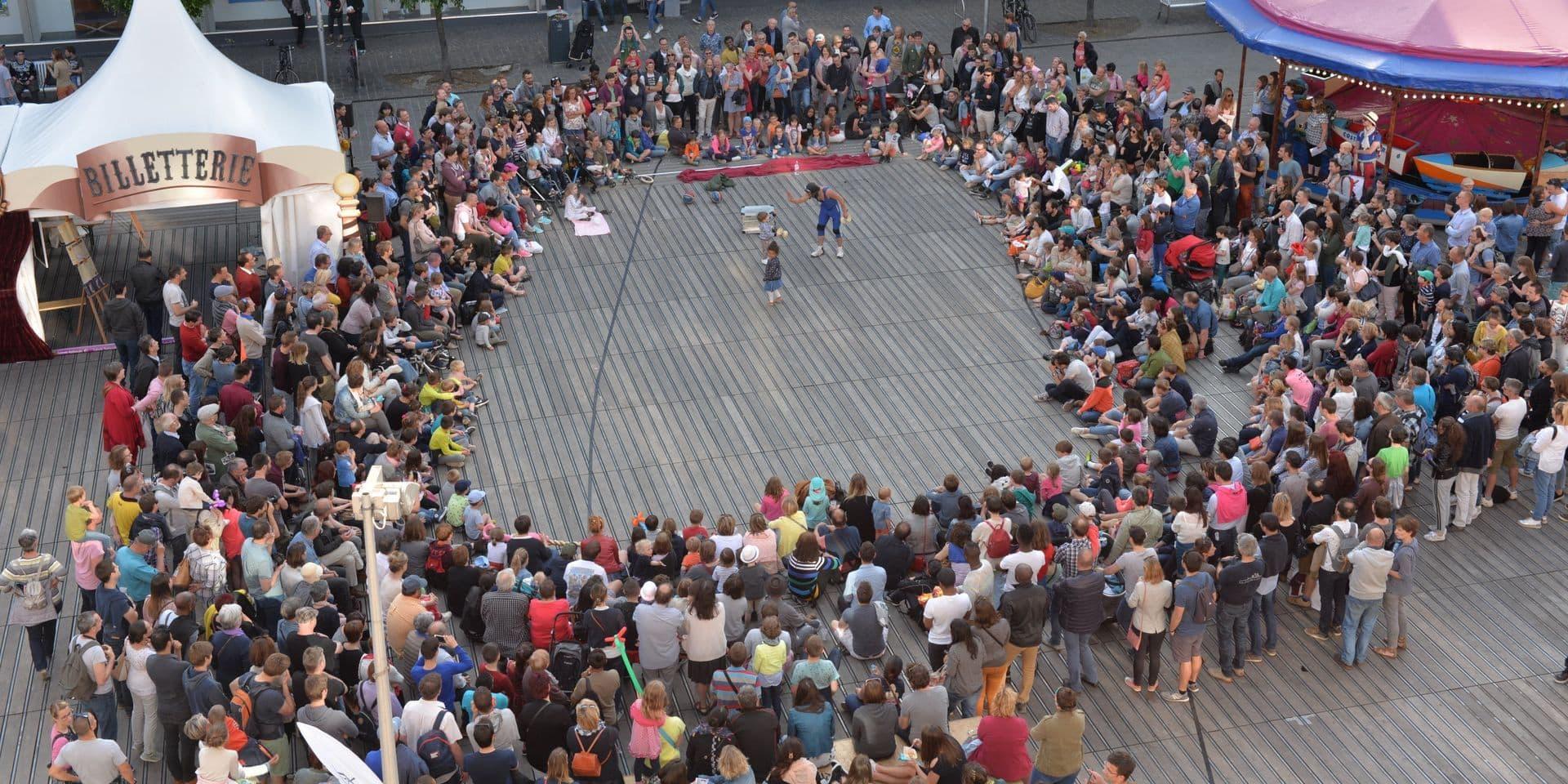 Namur en mai n'est pas annulé