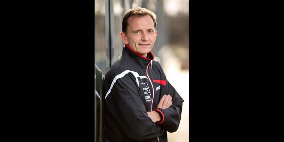 LIEGE, BELGIUM - FEBRUARY 4: Jean-Michel Saive pictured at his training club in Liege, Belgium, on February 4, 2014. (Photo by Koen Blanckaert/Photonews