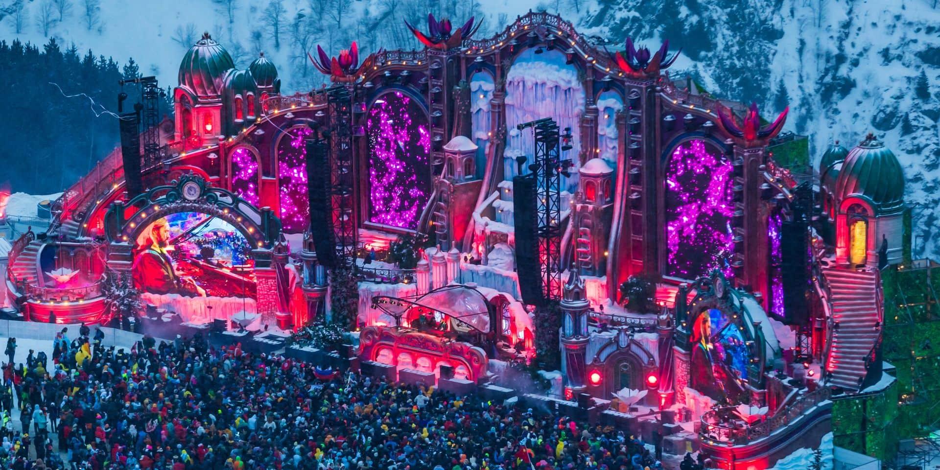 Tomorrowland Winter 2021 est annulé