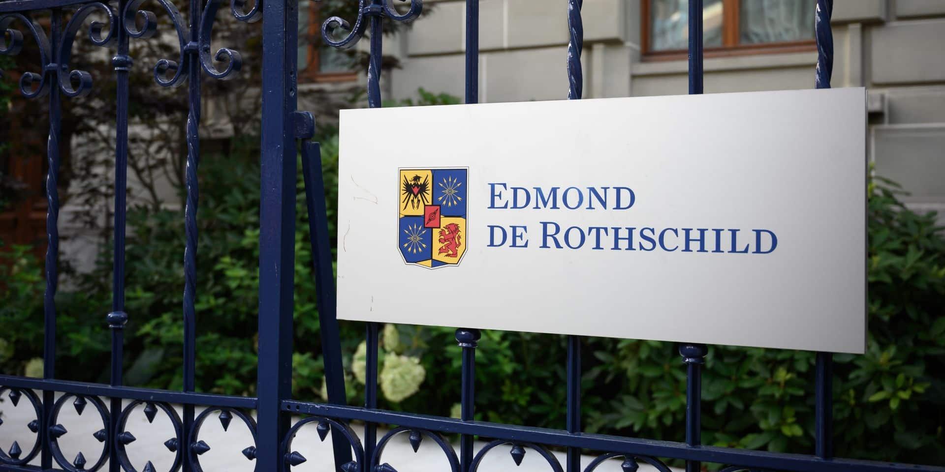 Une affaire embarrassante : Edmond de Rothschild visé par une plainte à... 100 millions de dollars