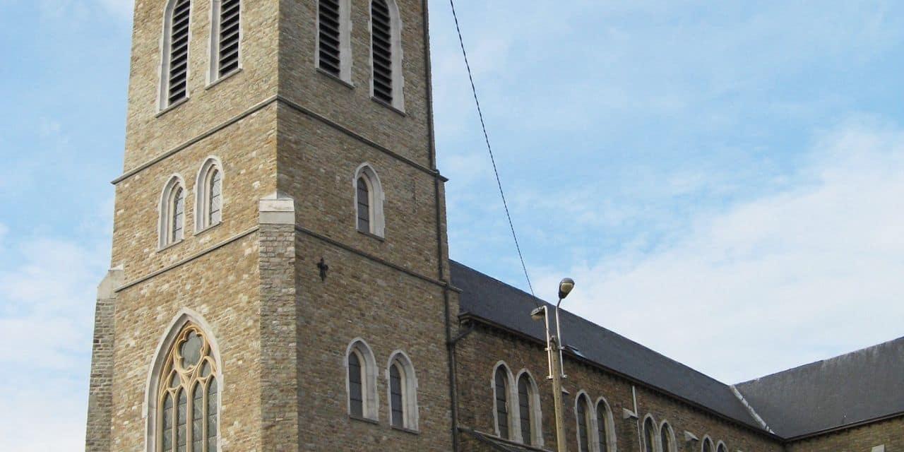 Nouveaux travaux à l'église Saint-Pierre de Waremme
