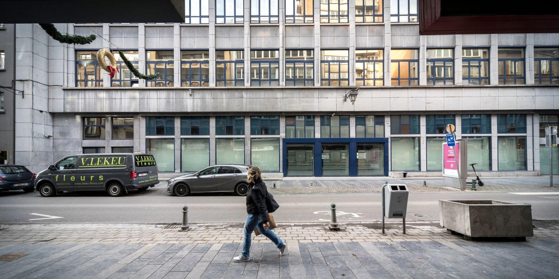 Liège : 135 kots dans l'ex-bâtiment Belgacom