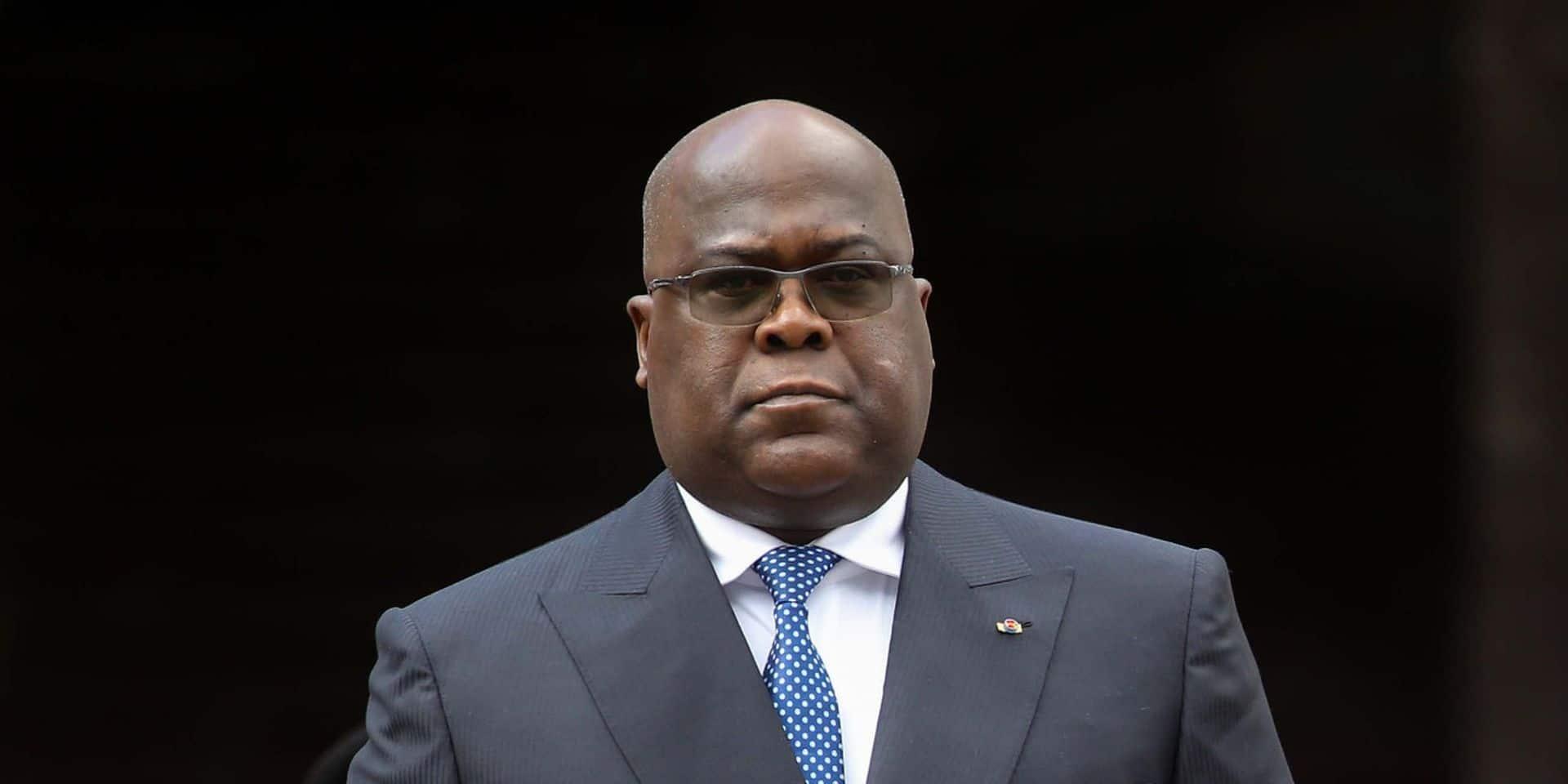 """Félix Tshisekedi demande l'""""annulation totale"""" de la dette de la RDC"""