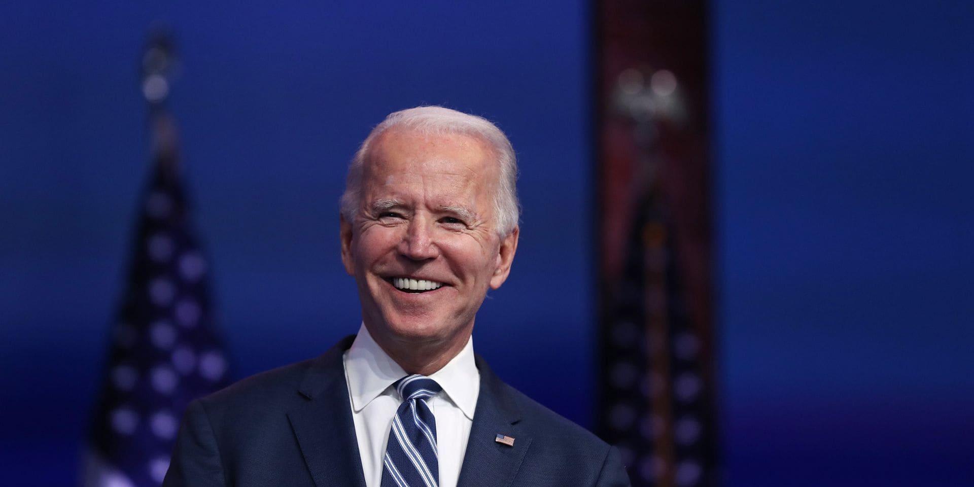 Joe Biden consolide sa victoire à la présidentielle américaine en remportant l'Arizona, une première depuis 1996