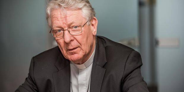 Le pape accepte la démission de l'évêque de Gand