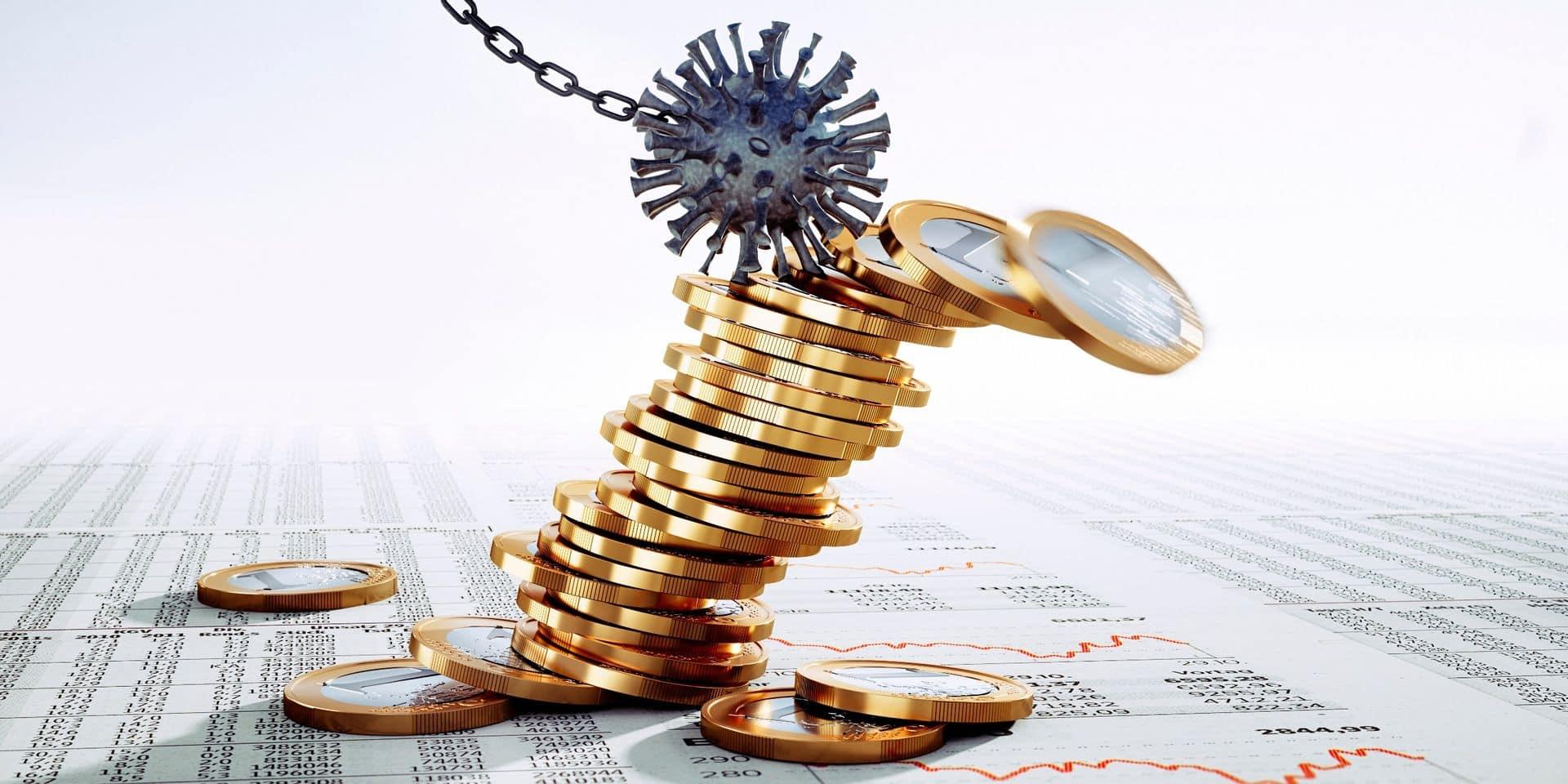 La zone euro entre officiellement en récession
