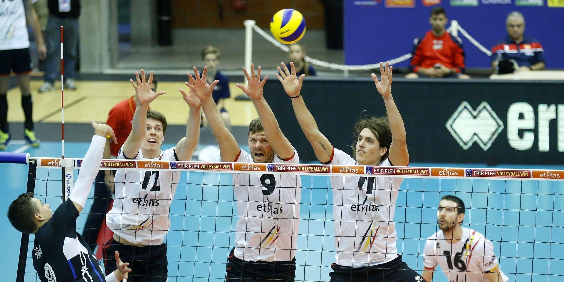 Mondial de volley: Les Red Dragons déjà éliminés avant la rencontre face au Brésil