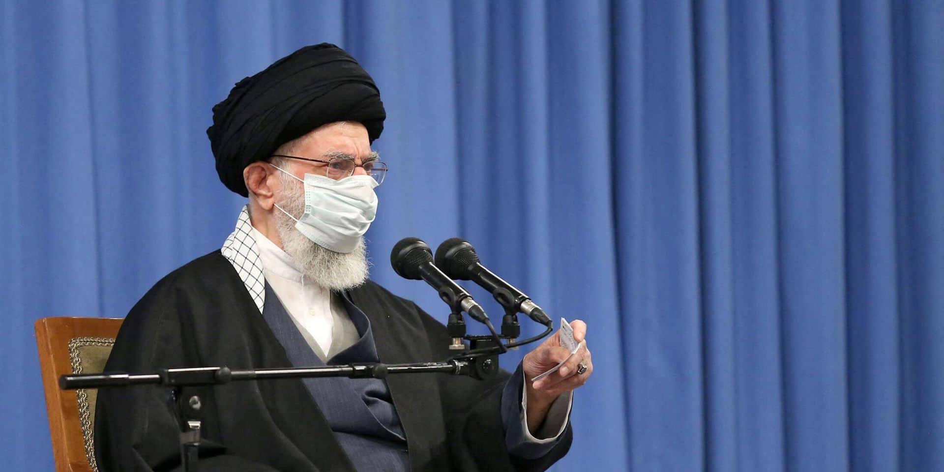 L'Iran pourrait enrichir l'uranium à 60% en cas de besoin