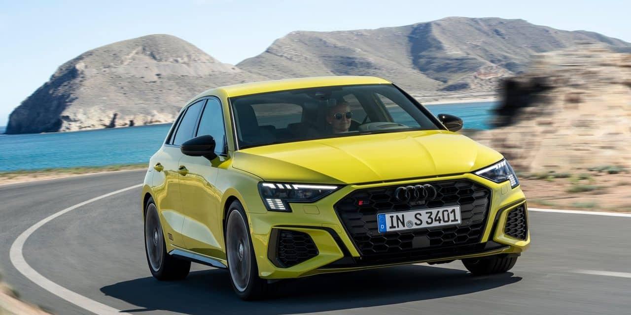 Essai auto: la nouvelle Audi S3, bien sous tous rapports