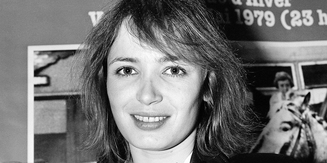A portrait taken on April 12, 1979 in Paris shows French actress Dominique Laffin. Her career was cut short at the age of 33 by a massive heart attack. Her daughter, French politician Clémentine Autain, later said that she had committed suicide. AFP PHOTO PIERRE GUILLAUD (Photo by PIERRE GUILLAUD / AFP)